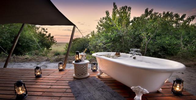 Offre Spéciale - 4 jours de safari à Linyanti au Botswana pedant l..