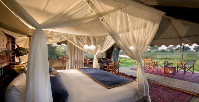Offre Spécial de 5 jours en safari dans le Delta de l'Okavango (1 n..