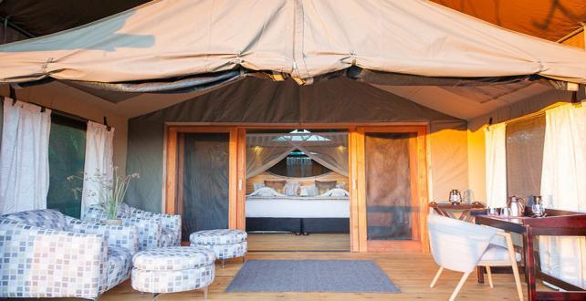 6 jours expérience delta de l'Okavango (Safari en avion)..